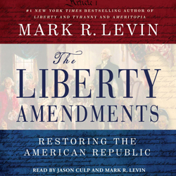 Purchase the book 'The Liberty Amendments' on Amazon!
