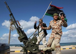 Terrorists SCORE Weapons: Massive Amounts that U.S. Intended for Libyan Rebels